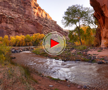 Fremont River - Capitol Reef National Park