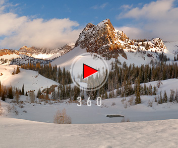 Lake Blanche and Sundial Peak - Utah