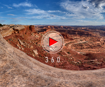 Canyonlands National Park-White Rim Trail